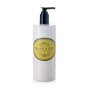 Naturally European Body Lotion - Ginger & Lime