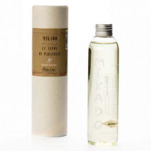 Boles d'olor - Woodies navulling (geurolie geurstokjes diffuser) - Savon de Marseille - Olijf