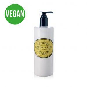 Naturally European Body Lotion - Ginger & Lime (Vegan)