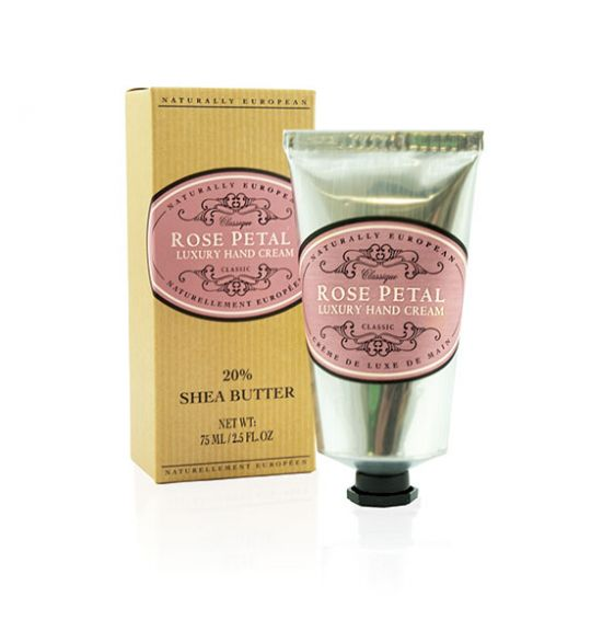 Naturally European - Handcreme - Rose Petal