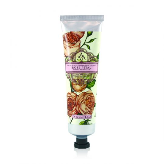 Floral AAA Body Cream -Rose Petal