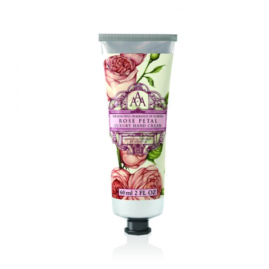 Floral AAA Hand Cream Rose Petal