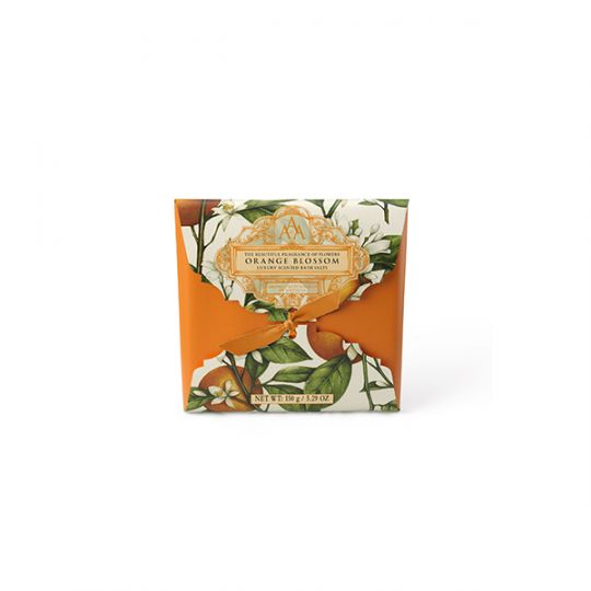 Floral AAA Sachet Bath Salt - Orange Blossom