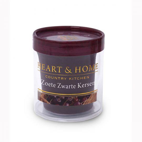 Heart & Home - Votive - Zoete Zwarte Kers