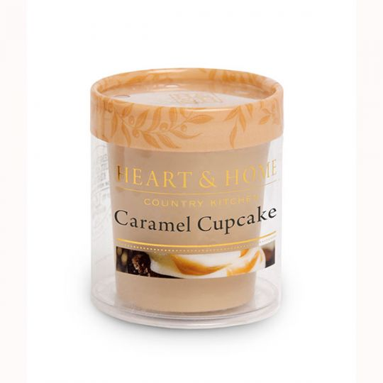 Heart & Home - Votive - Caramel Cupcake