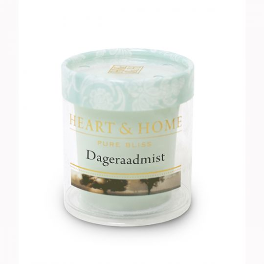 Heart & Home - Votive - Dageraadmist