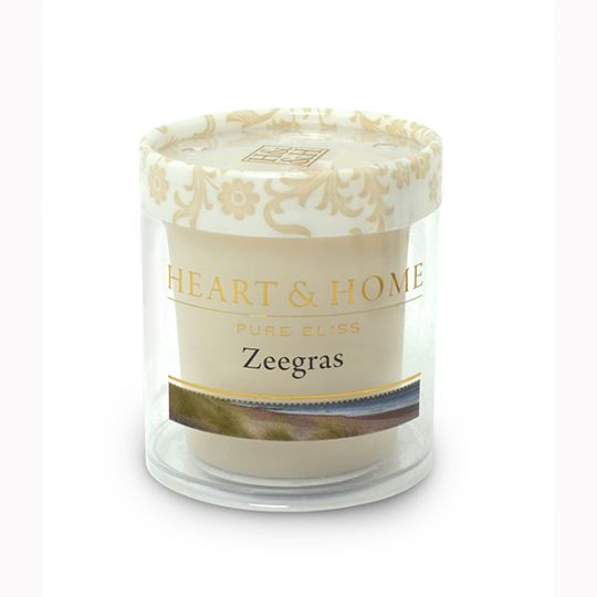 Heart & Home - Votive - Zeegras