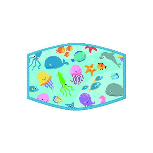 Mondkapje - Kind - Sea Life