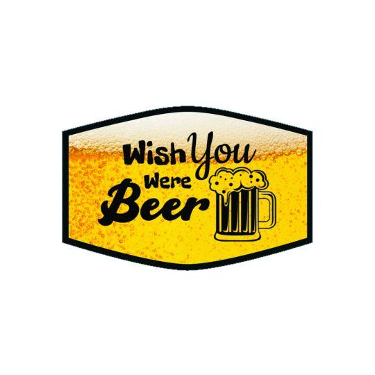 Mondkapje - Wish You Were Beer