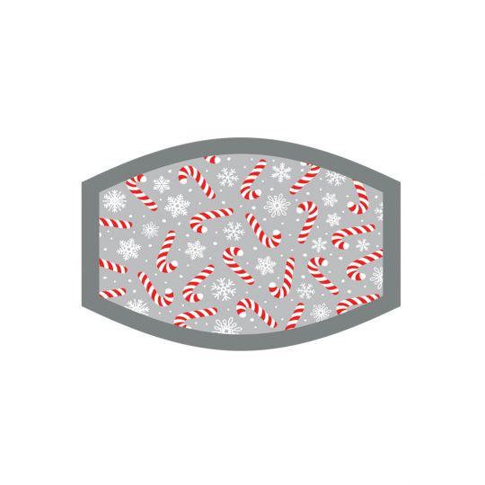 Mondkapje - Kerst Candy Cane