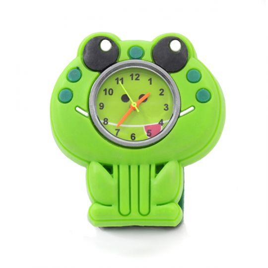 PopWatches - horloge - Kikker