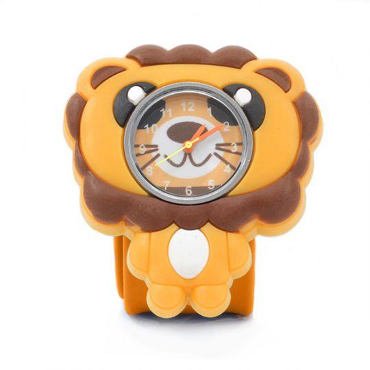 PopWatches - horloge - Leeuw