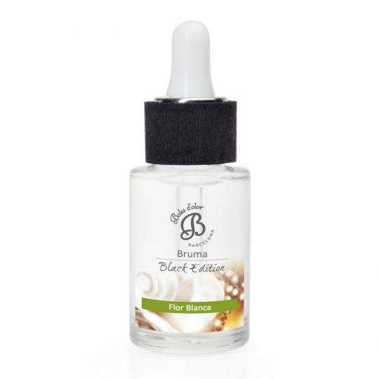 Boles d'olor - Black Edition geurolie met pipet (30ml) - Flora Blanca (witte bloemen)