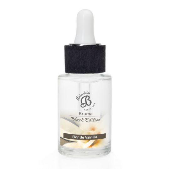 Boles d'olor - Black Edition geurolie met pipet (30ml) - Flor de Vainilla (Vanillebloem)