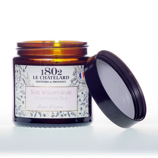 LC1802 - Candle Scented - BAUT-206 - Silk - 80 gram