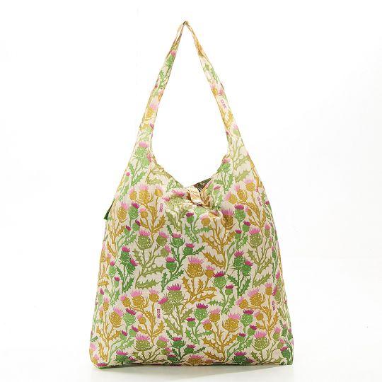 Eco Chic - Foldaway Shopper - A16BG - Beige - Thistle