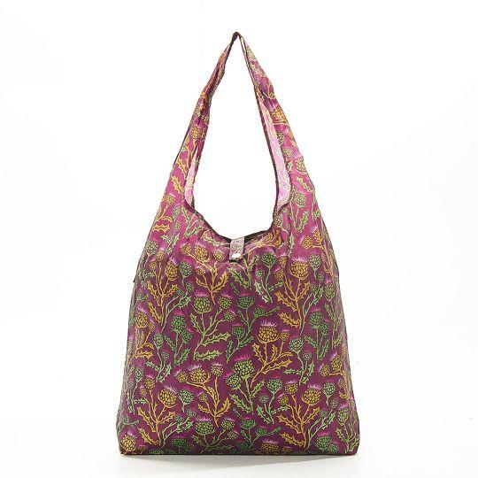 Eco Chic - Foldaway Shopper - A16PP - Purple - Thistle