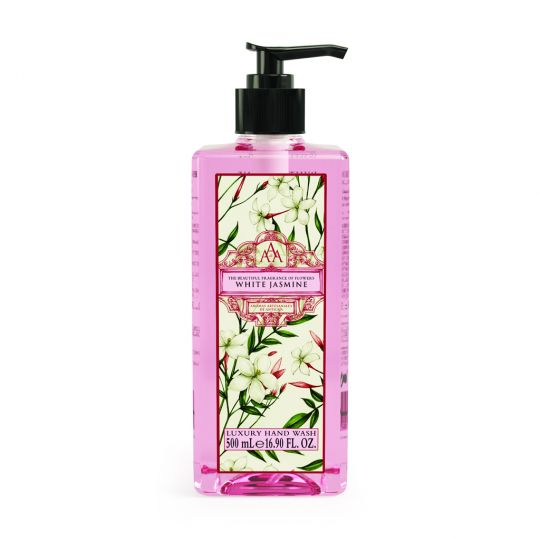 Floral AAA Hand Wash White Jasmine