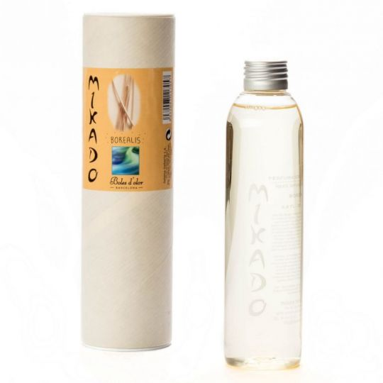 Boles d'olor - Woodies navulling (geurolie geurstokjes diffuser) - Borealis