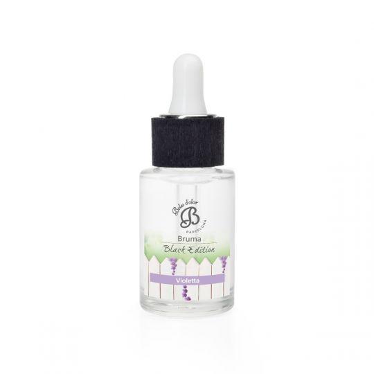 Boles d'olor - Black Edition geurolie met pipet (30ml) - Violetta
