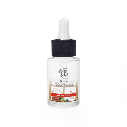 Boles d'olor - Black Edition geurolie met pipet (30ml) - Winter Fruit