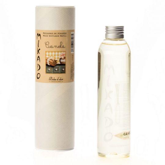 Boles d'olor - Woodies navulling (geurolie geurstokjes diffuser) - Canella (kaneel)