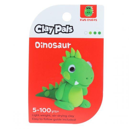 Clay Pals kleisetje - Dino (dinosaurus)
