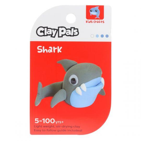 Clay Pals kleisetje - Shark (haai)