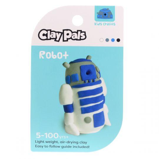 Clay Pals kleisetje - Robot