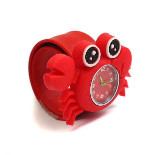 PopWatches - horloge - Krab