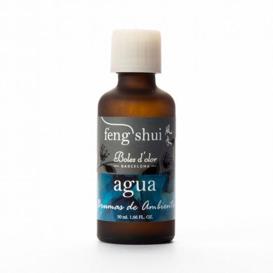 Feng Shui - geurolie 50 ml - Aqua -  Water