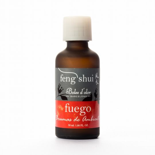 Feng Shui - geurolie 50 ml - Fuego - Vuur