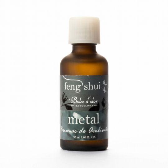 Feng Shui - geurolie 50 ml - Metal - Metaal