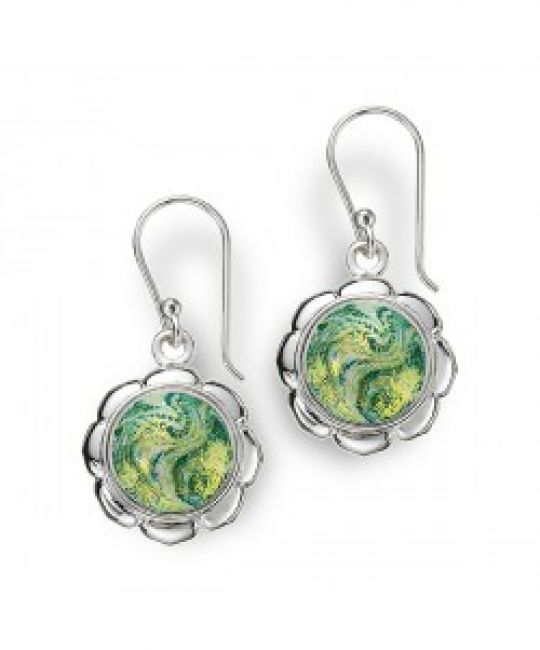 KE42 - Earring Sunflower - Limited Edition