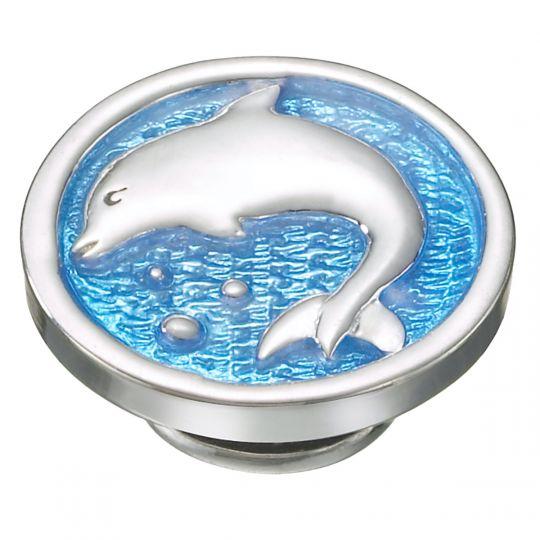 KJP129B - JewelPop Dolphin Blue