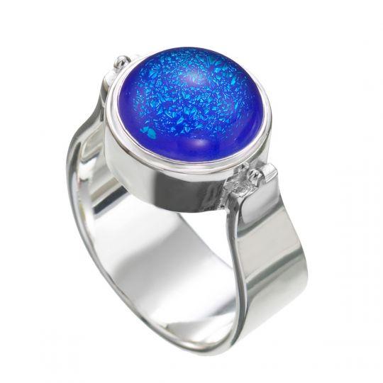 KR17 - Zilveren ring -15,75