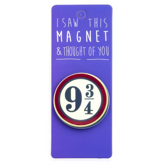 I saw this Magnet and .... - MA066 - 9 3/4