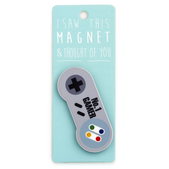 I saw this Magnet and .... - MA070 - No. 1 Gamer