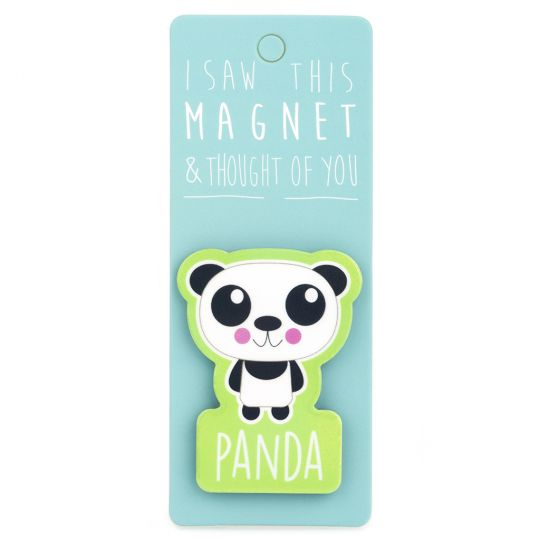 I saw this Magnet and .... - MA085 - Panda