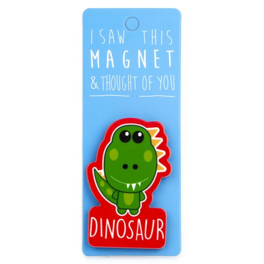I saw this Magnet and .... - MA088 - Dino
