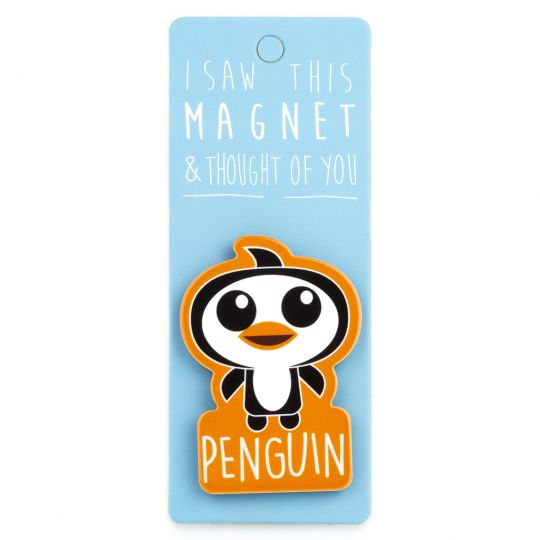 I saw this Magnet and .... - MA089 - Pinguin