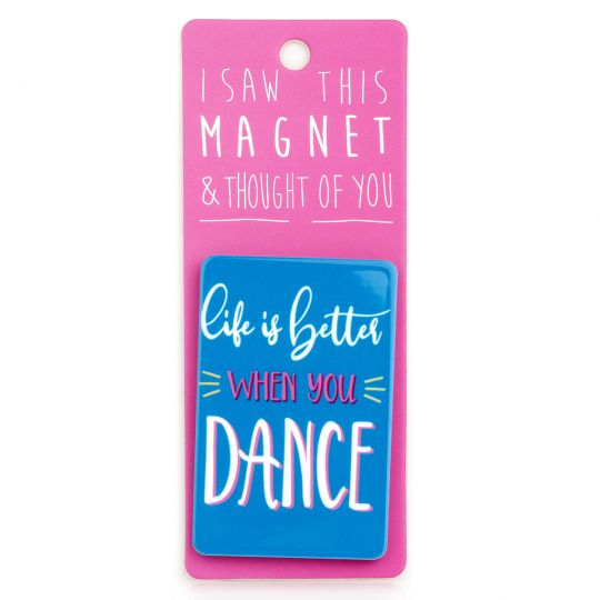 I saw this Magnet and .... - MA109 - Dance