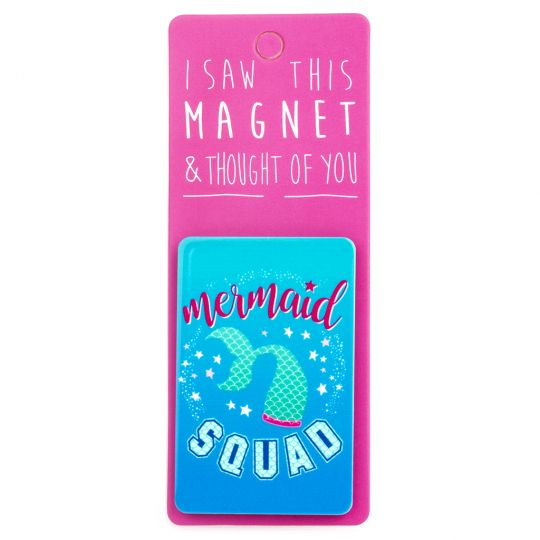 I saw this Magnet and .... - MA120 - Mermaid Squad