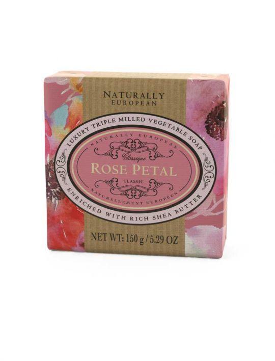 Soap Bar Rose Petal