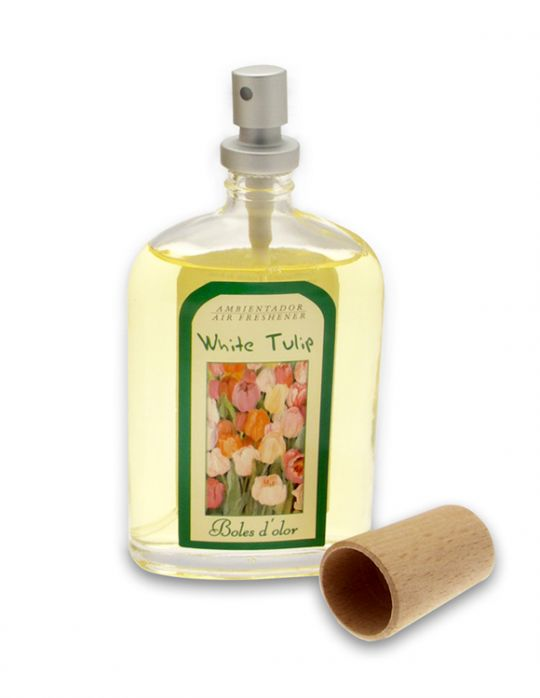 Roomspray Witte Tulp