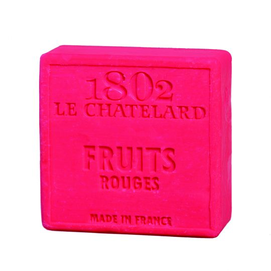 Le Chatelard 1802 - Zeep - Red Fruits
