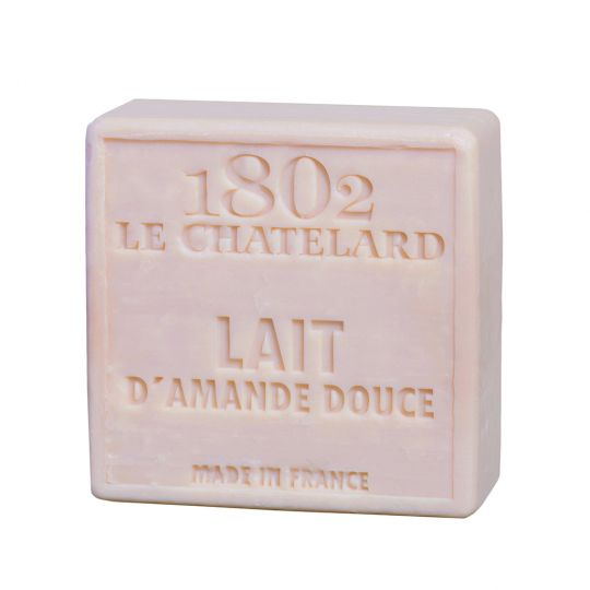 Le Chatelard 1802 - Zeep - Sweet Almond