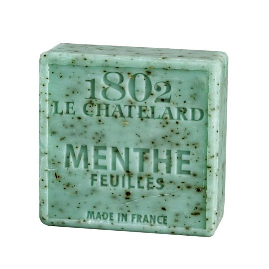 Le Chatelard 1802 - Zeep - Mint Leaves