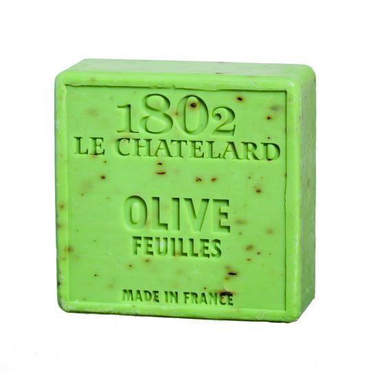 Le Chatelard 1802 - Zeep - Olive Feuilles