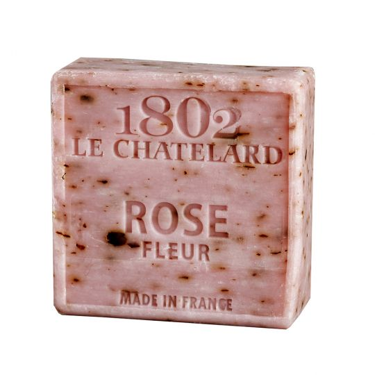 Le Chatelard 1802 - Zeep - Rose Flowers